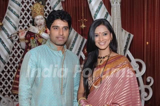 Lovely couple Shivam and Aastha