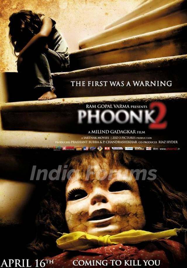 Poster of the movie Phoonk 2