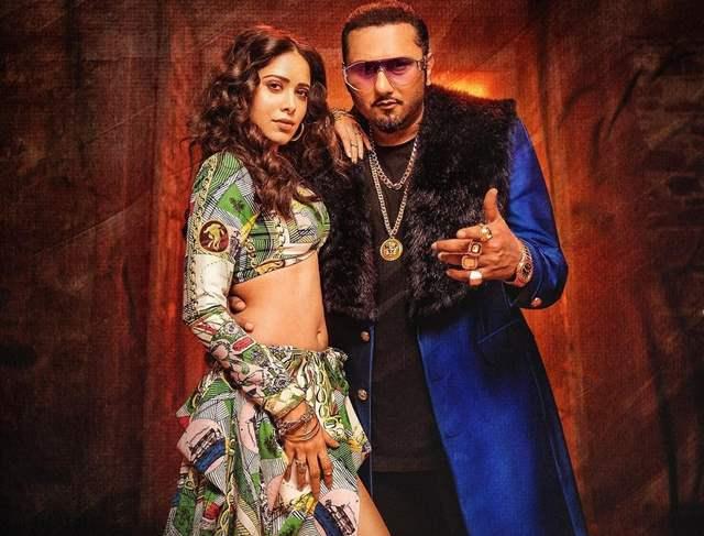 Honey Singh Nushrratt Bharuccha