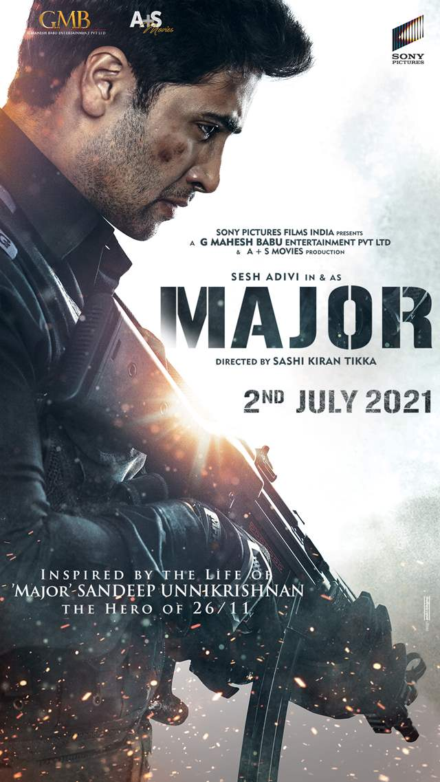 Major movie poster