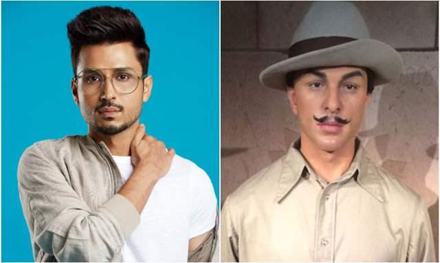 Amol Parashar who will play Bhagat Singh in 'Sardar Udham Singh