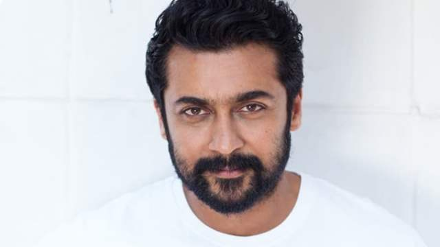 Suriya tests positive for COVID-19