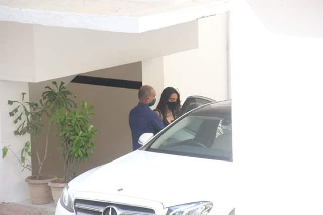 Kiara Advani, Sidharth Malhotra