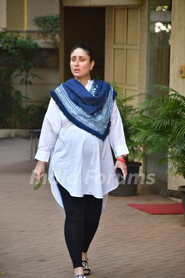 Kareena Kapoor funeral