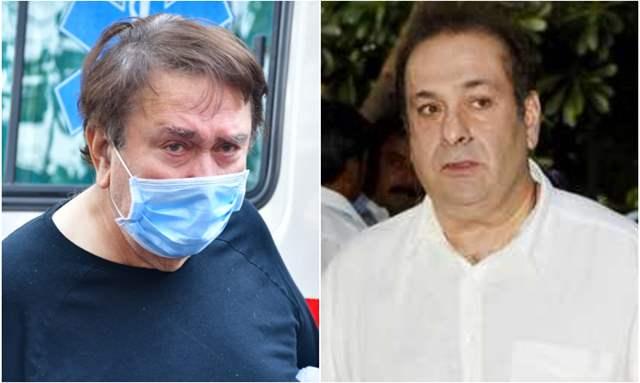 Rajiv Kapoor Randhir Kapoor death