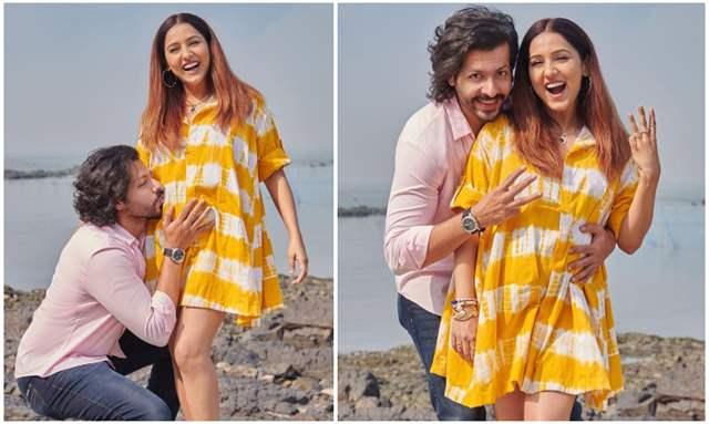 Neeti Mohan and husband Nihaar Pandya