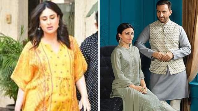 Kareena Kapoor Khan and Saif Ali Khan New baby