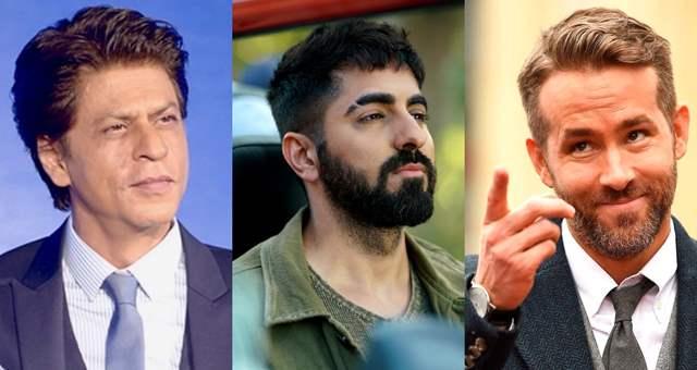 SRK Ayushmann Ryan