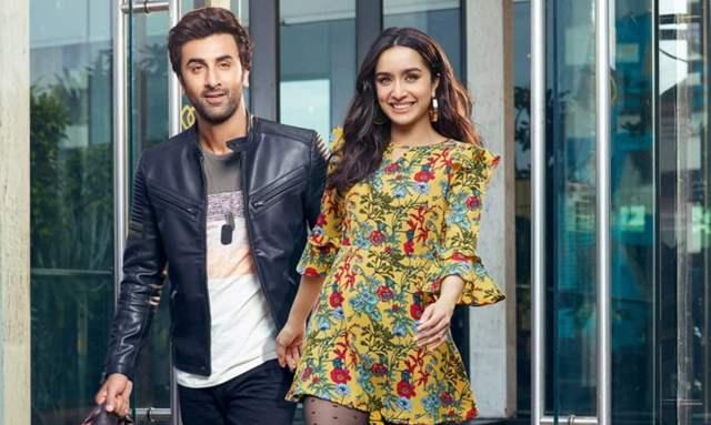 Ranbir Kapoor and Shraddha Kapoor
