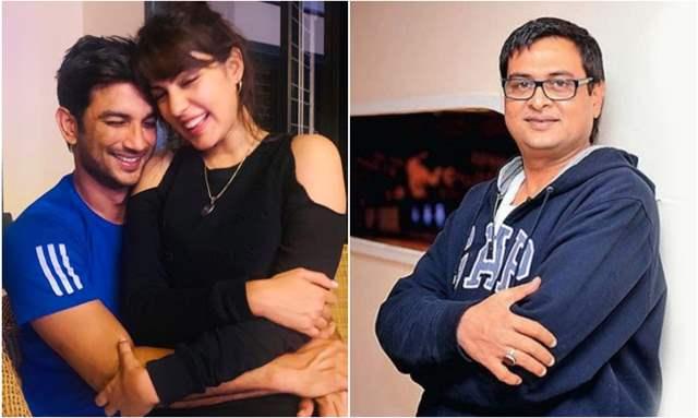 Sushant Singh Rajput and Rhea Chakraborty