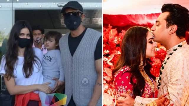 Arjun Rampal girlfriend Gabriella Demetriades and son Arik