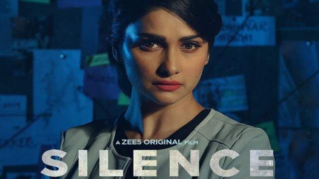 Prachi Desai from 'Silence...Can you hear it?'