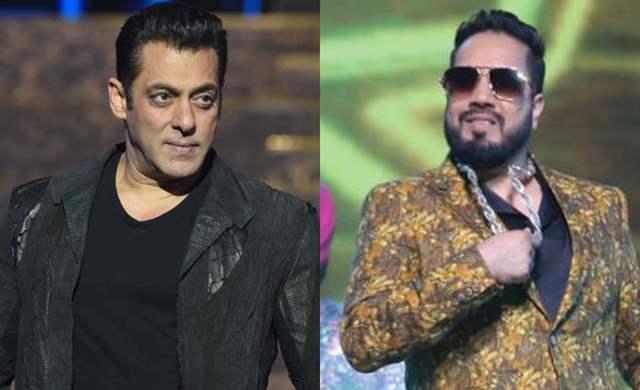 Salman Khan Mika Singh