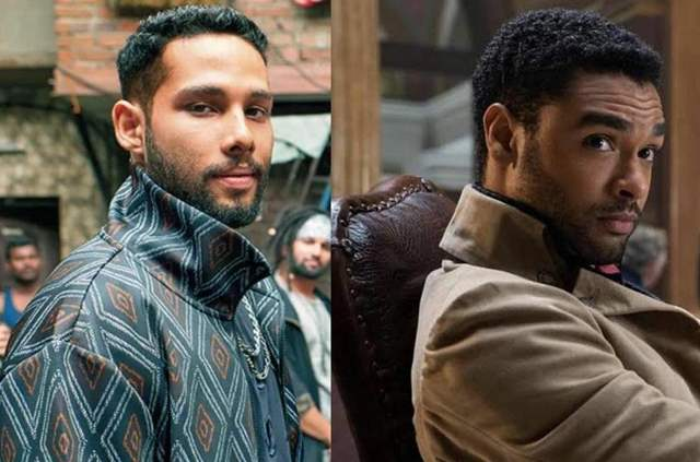 Siddhant Chaturvedi and Rege-Jean Page