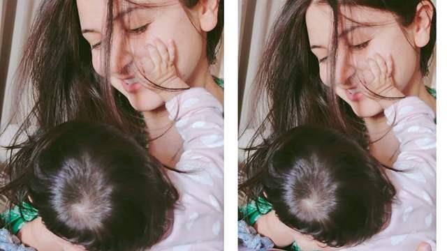 Virat Kohli Anushka Sharma babygirl Vamika