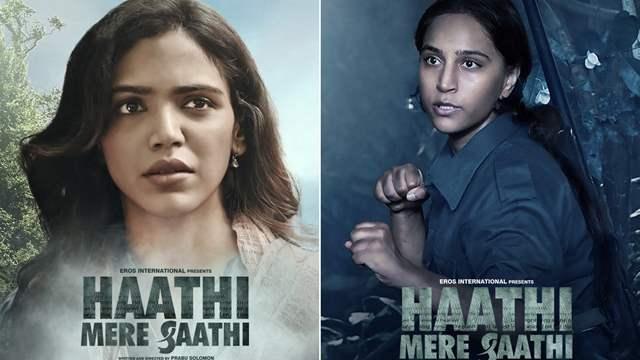 Shriya Pilgaonkar and Zoya Hussain Haathi Mere Saathi