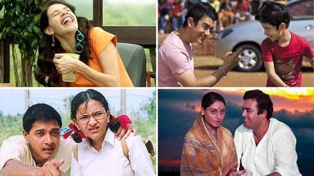 Movies on the life of specially-abled individuals.