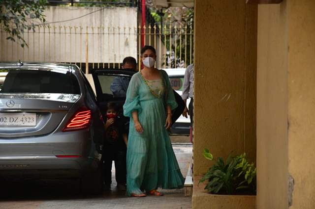 Kareena Kapoor Taimur Ali Khan