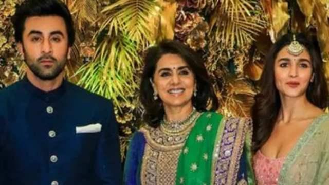 Alia Bhatt Ranbir Kapoor's mother Neetu Kapoor