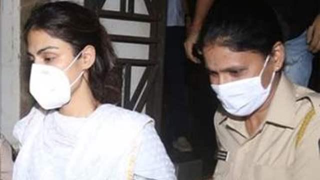 Rhea Chakraborty's bail