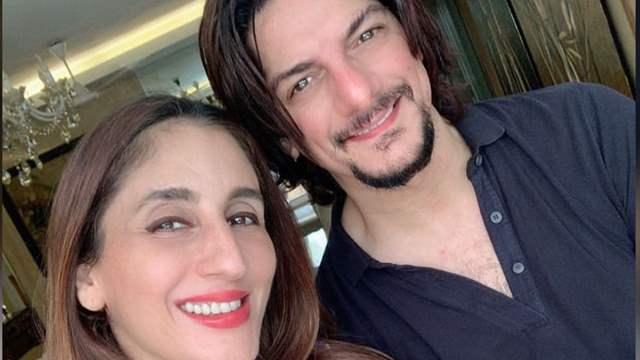 Sussanne Khan's sister Farah Khan Ali and husband DJ Aqeel
