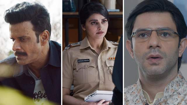 Silence Trailer': Manoj Bajpayee, Prachi Desai, and Arjun Mathur