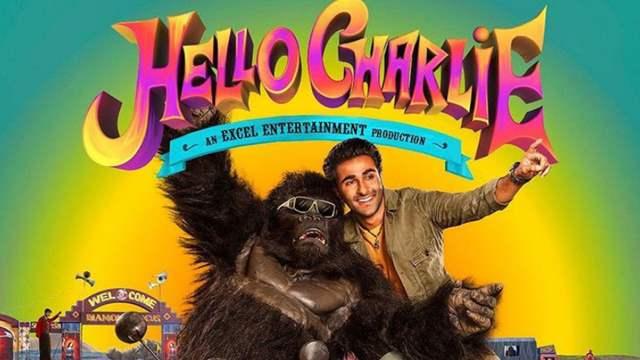 Hello Charlie trailer: Aadar Jain