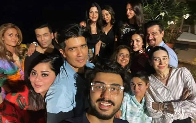 Karan Johar party