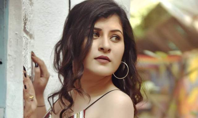 Singer Savaniee Ravindrra has won the National Award