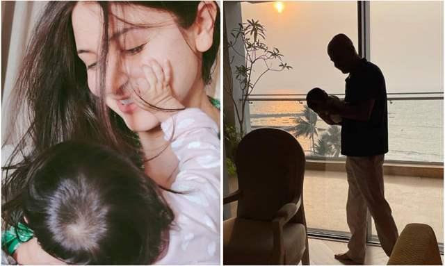 Anushka Sharma baby Vamika