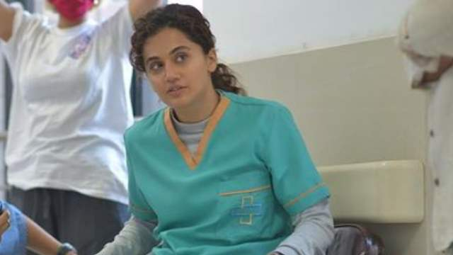 Taapsee Pannu donates platelets