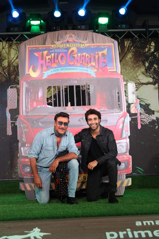 Jackie Shroff Aadar Jain