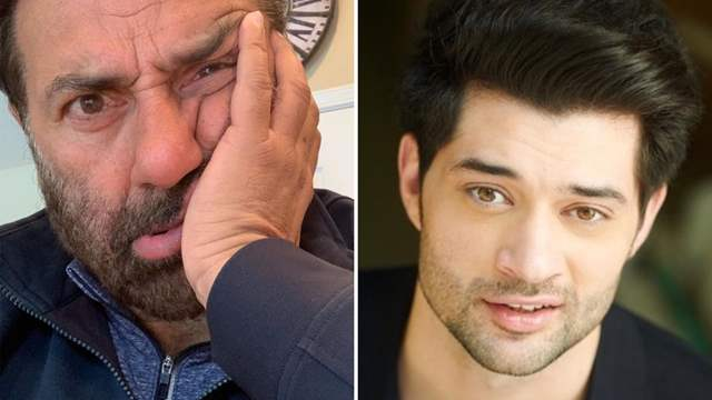 Sunny Deol's son Rajveer Deol
