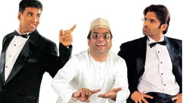 Hera Pheri 3 Akshay Kumar, Paresh Rawal and Suniel Shetty