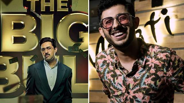 CarryMinati Abhishek Bachchan's The Big Bull