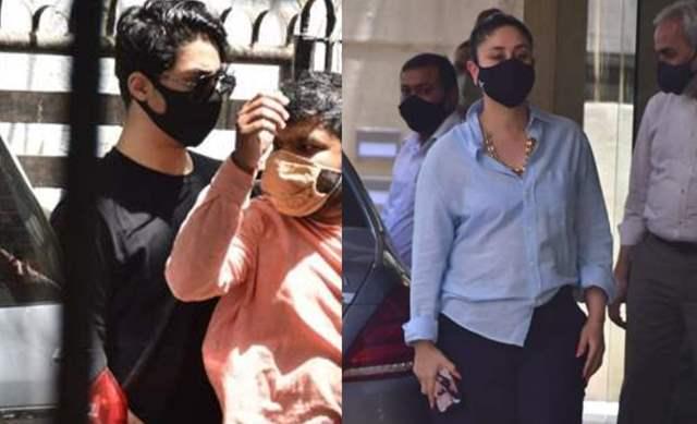 Kareena Kapoor Aryan Khan