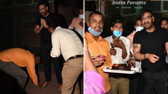 Ajay Devgn birthday
