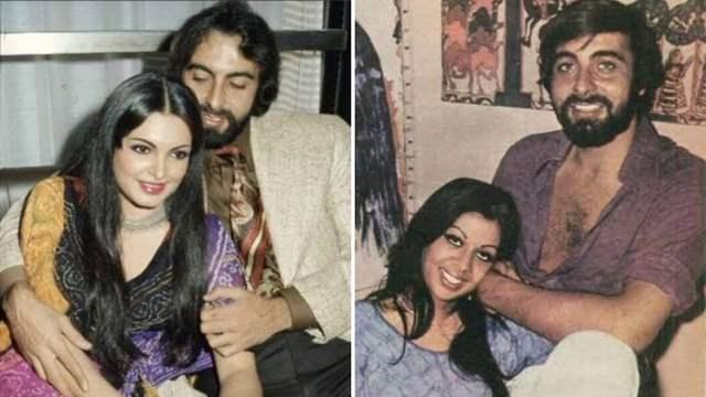 Kabir Bedi wife Protima Parveen Babi