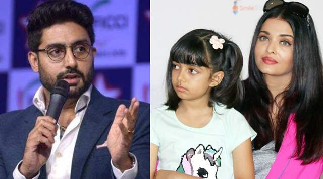 Abhishek Aishwarya Aaradhya Bachchan