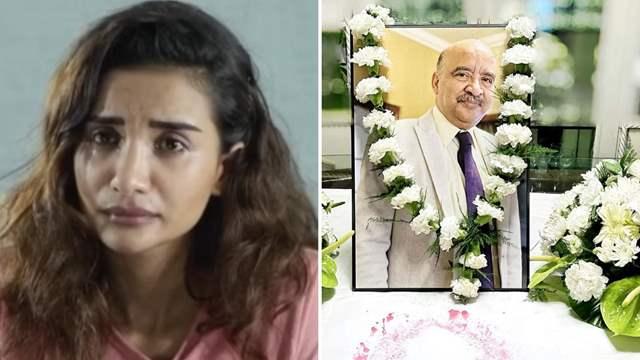 Patralekhaa's father passes away