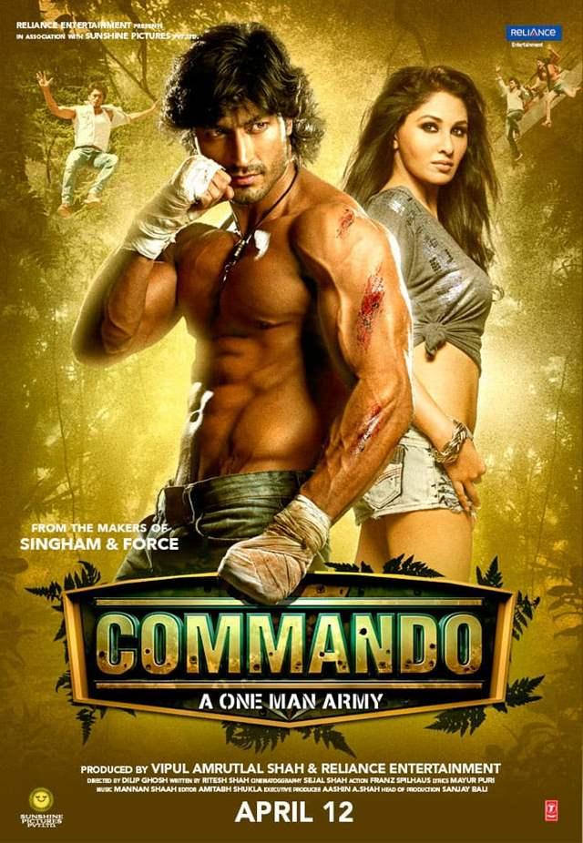 Commando 4