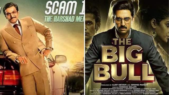 Abhishek Bachchan and Pratik Gandhi 'The Big Bull' and 'Scam 1992'