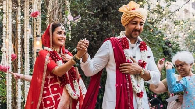 Dia Mirza marriage  Vaibhav Rekhi