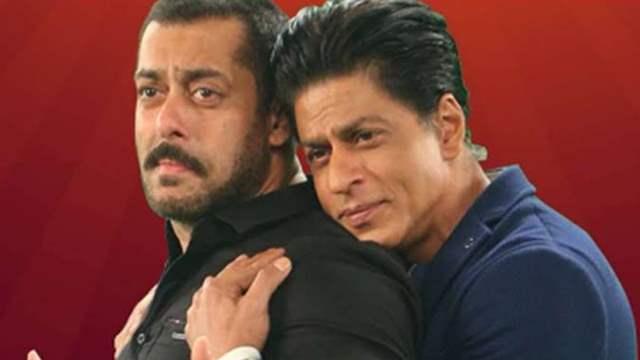 Salman Khan Shah Rukh Khan Pathan