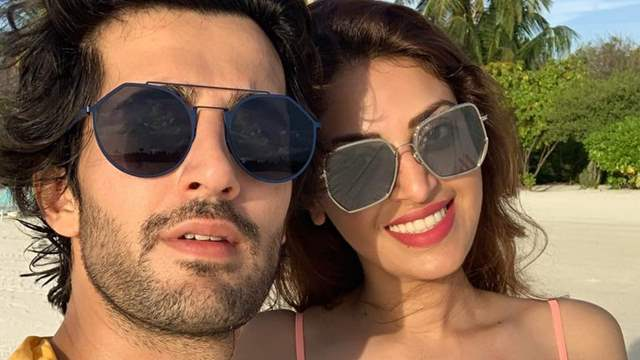 Aditya Seal and girlfriend Anushka Ranjan