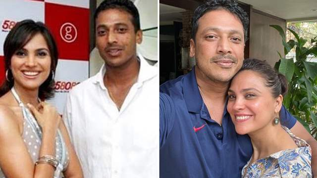Lara Dutta's husband Mahesh Bhupathi