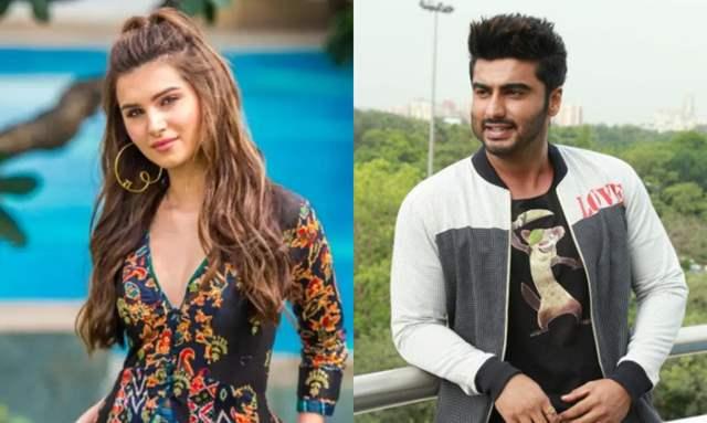 Arjun Kapoor and Tara Sutaria