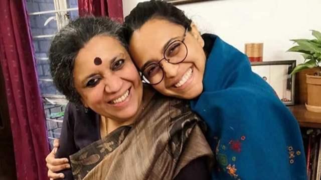 Swara Bhasker's mother tests Covid Positive