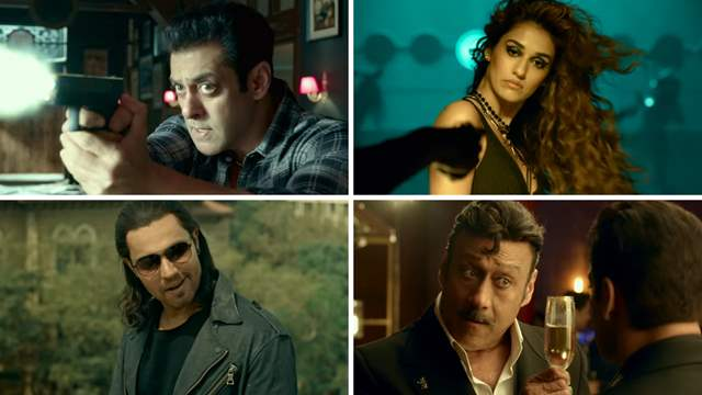 Radhe: Your Most Wanted Bhai trailer Salman Khan