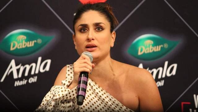 Kareena Kapoor speaking angry